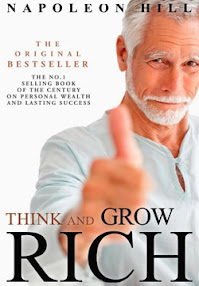 Cover of Napoleon Hill's Book Think And Grow Rich