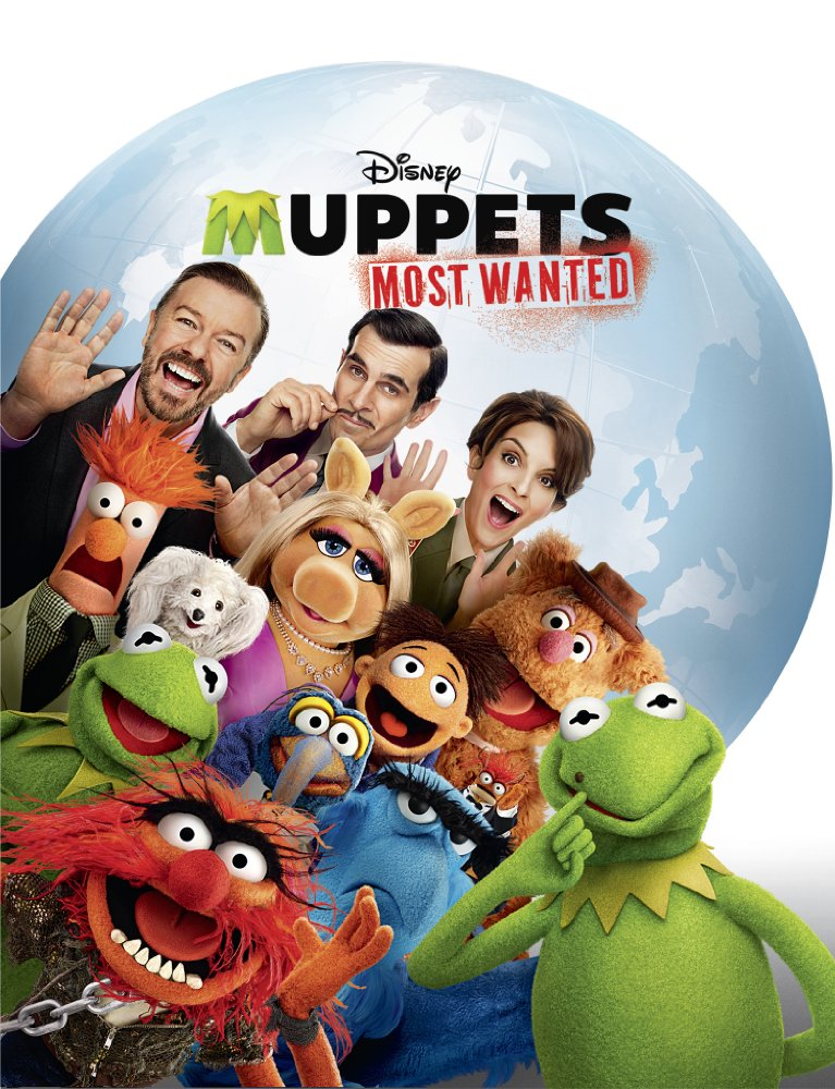 Watch Muppets Most Wanted Online Free with Verizon