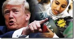 Trump and Muslim