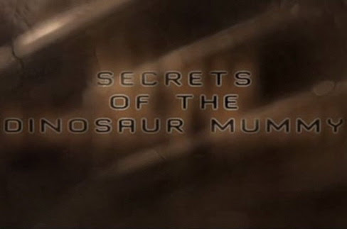 Mumia dinozaura / Secrets of the Dinosaur Mummy (2008) PL.TVRip.XviD / Lektor PL