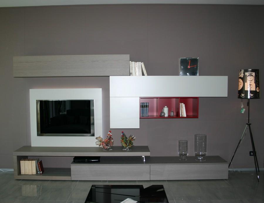 Soggiorni moderni carminati e sonzognicarminati e sonzogni for Mobile sala moderno
