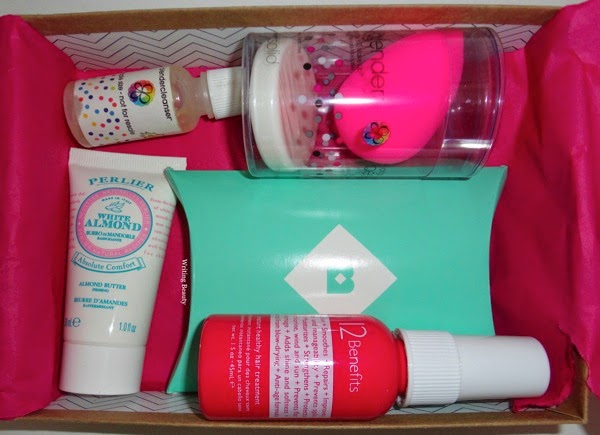 April 2015 Birchbox 1