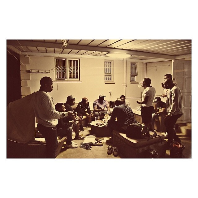 Mi Casa, Dj Tira And Big Nuz Working On A Collaboration