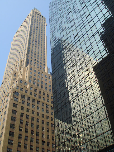 nyc buildings in New York City, New York, United States