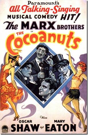 Los cuatro cocos (1929)
