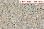 G10 - Hoa Tam Pink (Hồng Hòa Tâm)