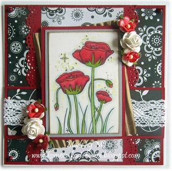 Marie - flowers