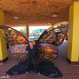 Bem que eu queria!!!! - Ciudad de la Mitad del Mundo - Quito, Equador