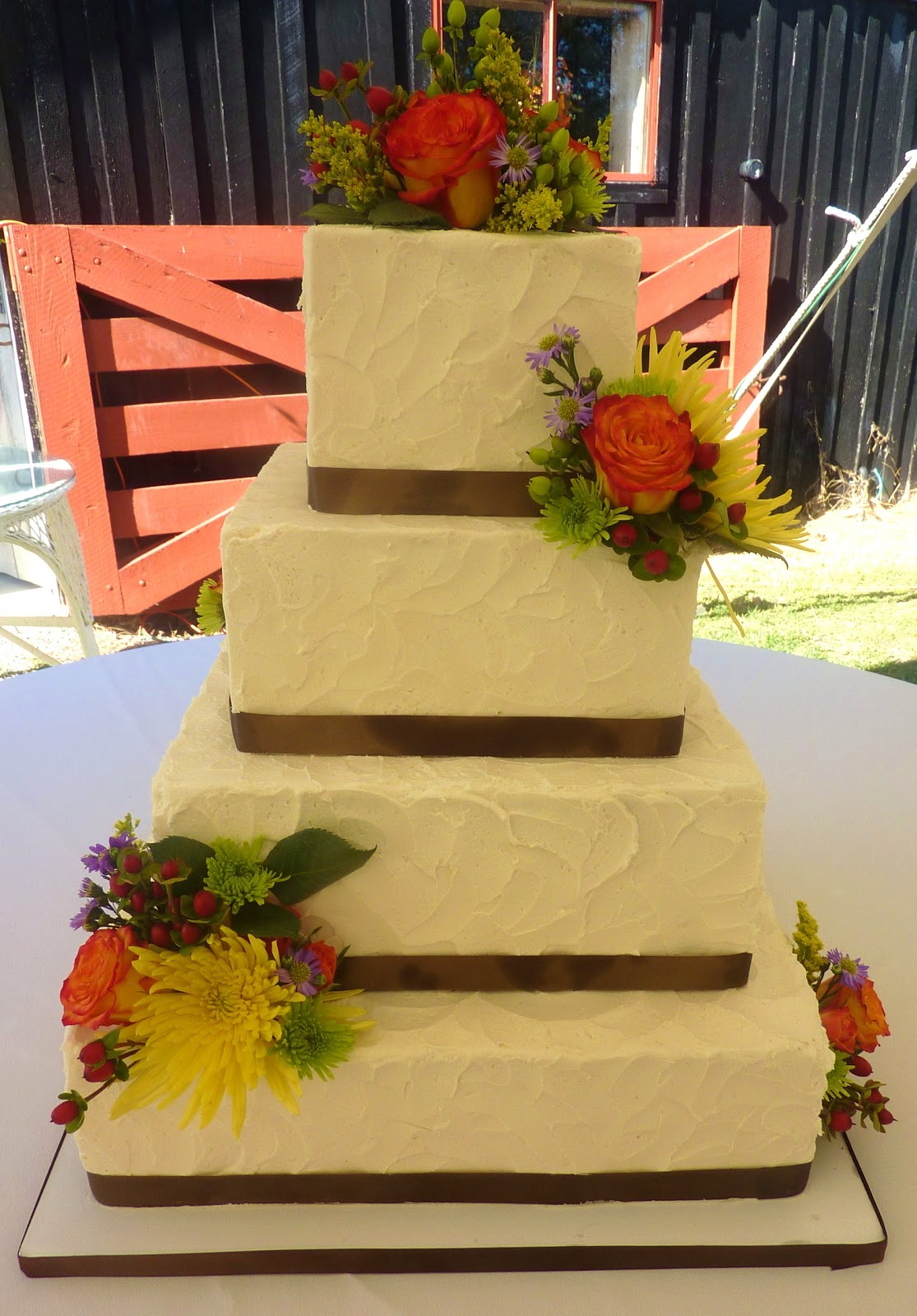 Merrill Moore Wedding Cake