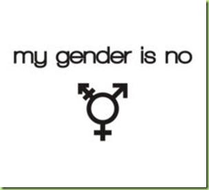 my gender is no