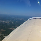 Our flight home from Branson MO to Monticello IL 08292012-02