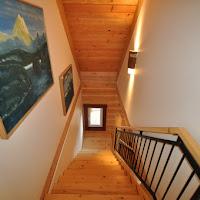 Stairs loft to main