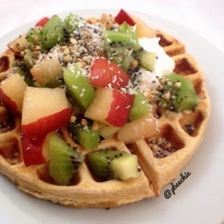 Cottage Cheese Waffles Low Fat Recipes