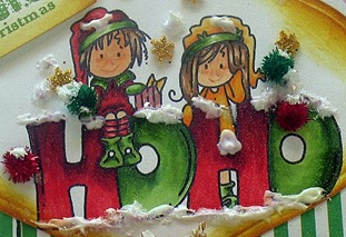 Magic of Christmas close up