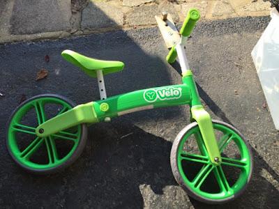 Yvolution Velo balance bike