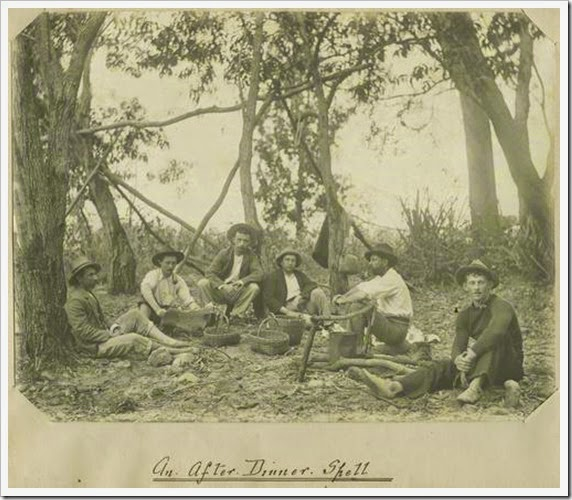 campfire vintage australia