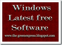 Super hit Essencial Top Windows Software- www-the greenexpress-blogspo-com