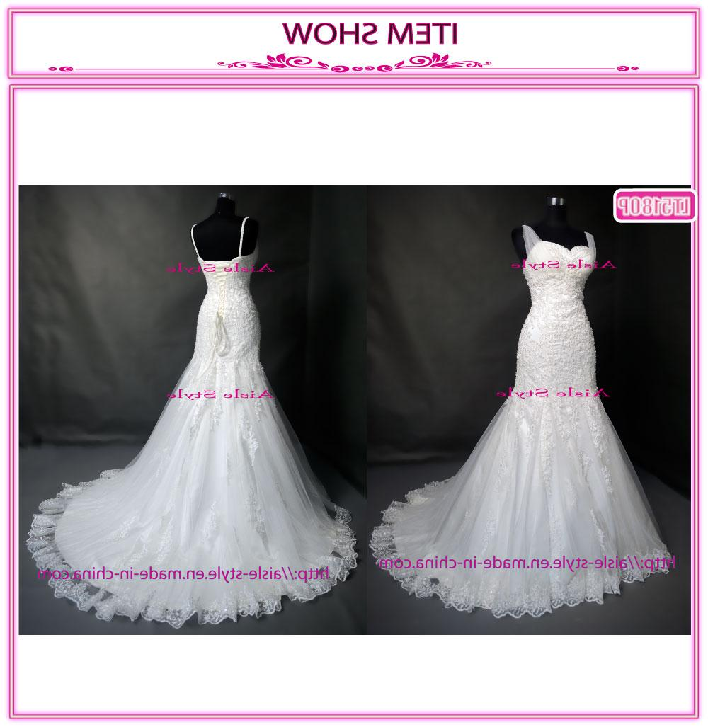 Mermaid Wedding Dress-Lt5180p