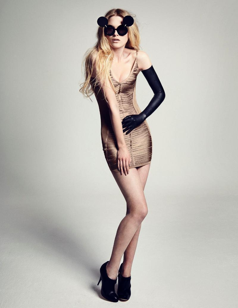 Dress: SuperTrash Collection
