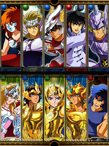saint_seiya_galaxy_card_battle06 Novo jogo dos Cavaleiros do Zodíaco para Android e iPhone (mas só no Japão)