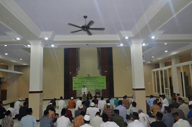 ulama-dan-tokoh-masyarakat-hadiri-halalbihalal-PAC-LDII-Medaeng