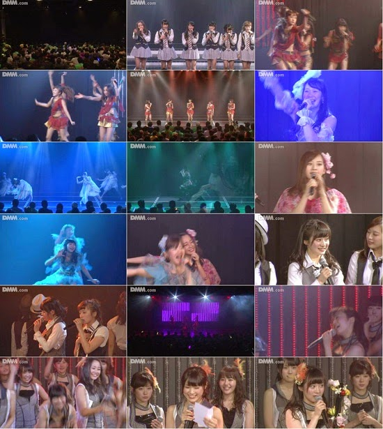 "(LIVE)(公演) NMB48 チームBII ""逆上がり"" 川上千尋の生誕祭 141218"