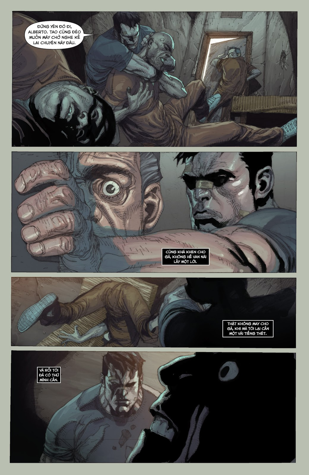 Punisher: Trial of the Punisher chap 1 - Trang 12