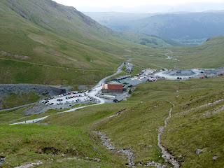 Honister Mines.