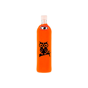 Flaska Neo Design Owl on the branch 0.5 lt.