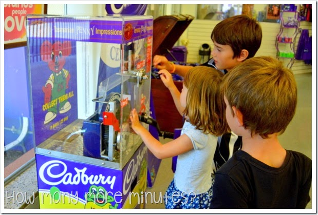 Cadbury Chocolate Factory ~ How Many More Minutes?