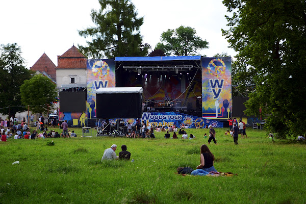 Woodstock Ukraine 2014 основная сцена