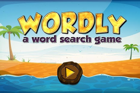 Wordly! A Word Search Game - screenshot