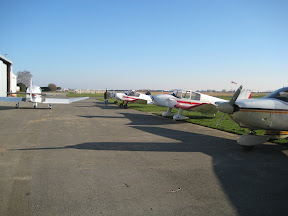 Tous les avions prêts au départ !