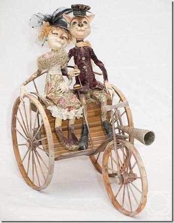 Muñecas de Nadezhda Sokolova Djembe  (14)