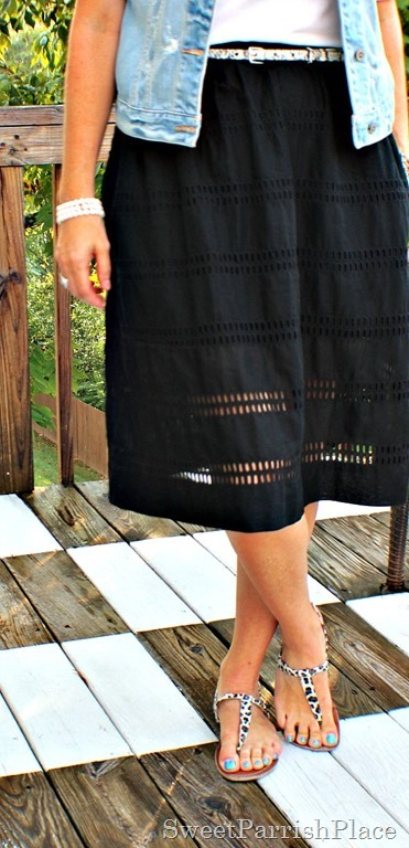 Easy Breezy summer skirts