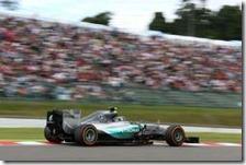 Nico Rosberg conquista la pole del gran premio del Giappone 2015