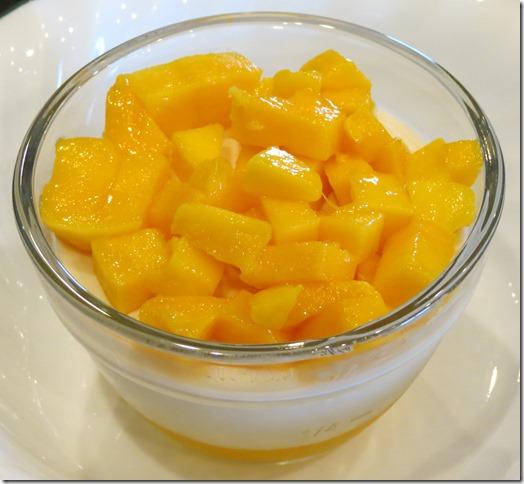 Vanilla Mango Panna Cotta 2