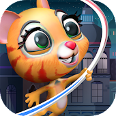 Free Download Rope Hero Cat APK for Samsung