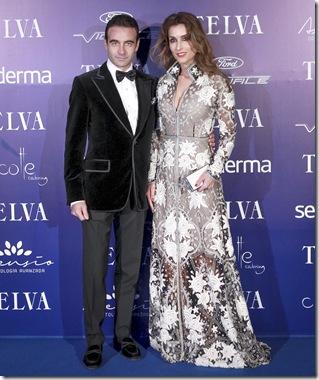 Enrique Ponce y su mujer Paloma Cuevas (1)