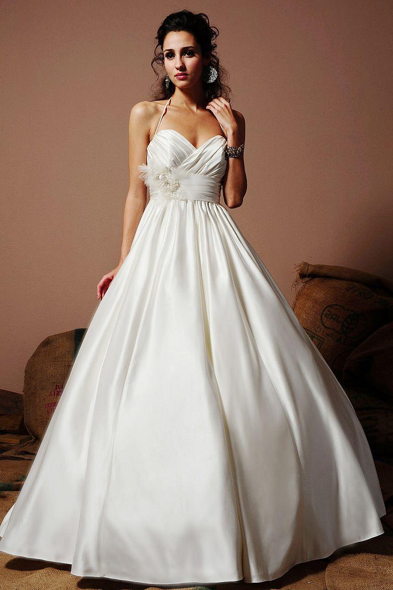 Natural Waist Ball Gowns