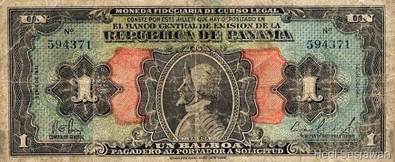 Mata uang Balboa