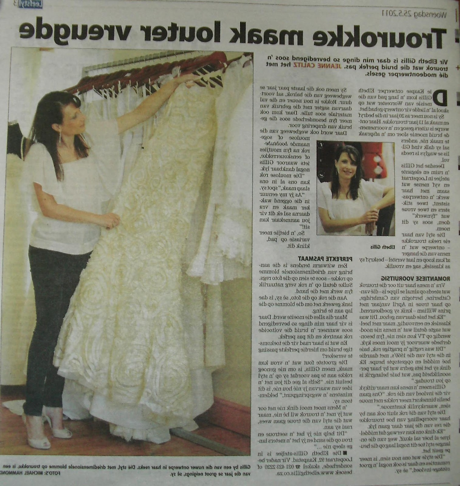 The Royal Wedding Dress