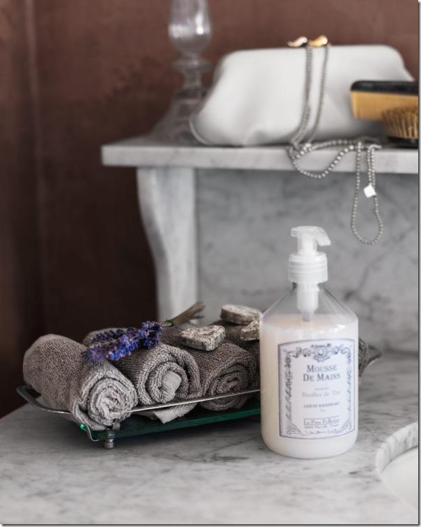Bagno shabby chic e romantico case e interni - Bagno shabby immagini ...