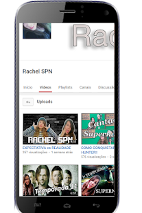 Rachel SPN - screenshot