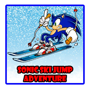 Download Sonic Ski Jump Adventure for PC - Free Adventure Game for PC