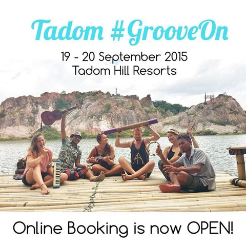Tadom Hill Resorts #GrooveOn di Banting