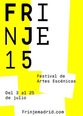 Frinje 15, del 3 al 25 de julio en Matadero Madrid
