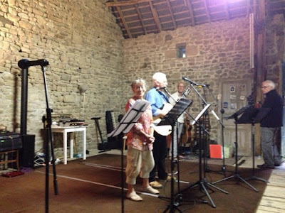 singing holiday, France singing, Limousin, de tout coeur Limousin, singing creuse,