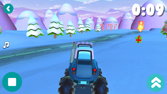 Cool Driver - Winter Edition - screenshot