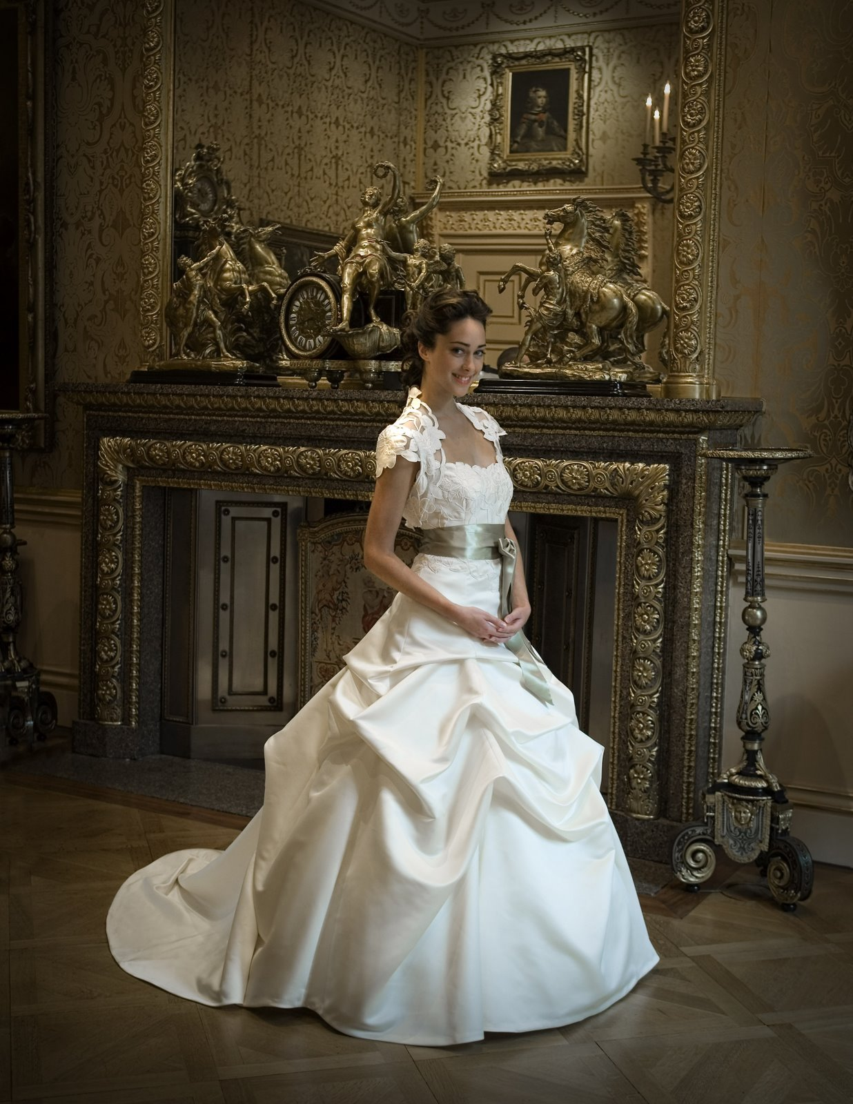 Bridal wear london